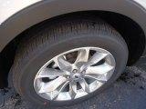 2013 Ford Explorer XLT 4WD Wheel
