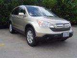 2007 Borrego Beige Metallic Honda CR-V EX-L #71063374
