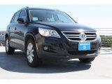 2011 Deep Black Metallic Volkswagen Tiguan SE 4Motion #71063370