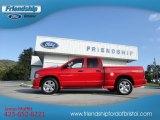 2004 Flame Red Dodge Ram 1500 SLT Quad Cab #71062638