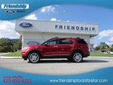 2013 Ruby Red Metallic Ford Explorer XLT 4WD #71062628