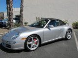 2007 Porsche 911 Carrera 4S Cabriolet Data, Info and Specs