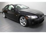 2013 Black Sapphire Metallic BMW 3 Series 335i Coupe #71063012