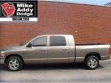 2007 Light Khaki Metallic Dodge Ram 1500 SLT Mega Cab #7066084