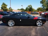2013 Pitch Black Dodge Challenger R/T #71063302