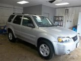 2006 Silver Metallic Ford Escape Hybrid #71062610