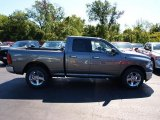 2012 Mineral Gray Metallic Dodge Ram 1500 Big Horn Quad Cab 4x4 #71063295