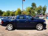 2012 True Blue Pearl Dodge Ram 1500 Express Crew Cab 4x4 #71063286