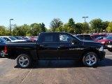 2012 Black Dodge Ram 1500 Express Crew Cab 4x4 #71063283