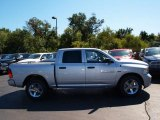 2012 Bright Silver Metallic Dodge Ram 1500 Express Crew Cab 4x4 #71063282