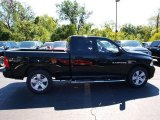2012 Black Dodge Ram 1500 Express Quad Cab 4x4 #71063273