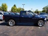 2012 True Blue Pearl Dodge Ram 1500 Big Horn Quad Cab 4x4 #71063272