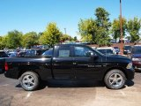 2012 Black Dodge Ram 1500 Sport Quad Cab 4x4 #71063267