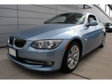 2012 Liquid Blue Metallic BMW 3 Series 328i xDrive Coupe #71062574