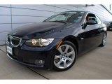2009 Monaco Blue Metallic BMW 3 Series 335i Convertible #71062565