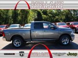 2012 Mineral Gray Metallic Dodge Ram 1500 Big Horn Quad Cab 4x4 #71062509