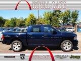 2012 True Blue Pearl Dodge Ram 1500 Express Crew Cab 4x4 #71062502