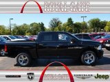 2012 Black Dodge Ram 1500 Express Crew Cab 4x4 #71062499