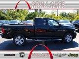 2012 Black Dodge Ram 1500 Express Quad Cab 4x4 #71062489
