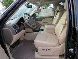 2013 Chevrolet Silverado 1500 LTZ Crew Cab Light Cashmere/Dark Cashmere Interior