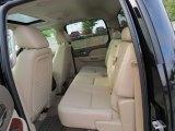 2013 Chevrolet Silverado 1500 LTZ Crew Cab Rear Seat
