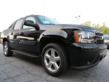 2013 Chevrolet Avalanche LS Data, Info and Specs