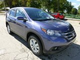 2013 Honda CR-V Twilight Blue Metallic