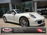 2012 Carrara White Porsche 911 Carrera S Coupe #71062889