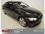 2009 Jet Black BMW 3 Series 335i Coupe #71062883
