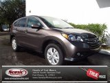 2012 Urban Titanium Metallic Honda CR-V EX #71062440