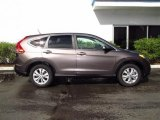 Urban Titanium Metallic Honda CR-V in 2012