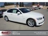 2013 Alpine White BMW 3 Series 328i Coupe #71062840