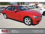 2013 Melbourne Red Metallic BMW 3 Series 328i Sedan #71062835