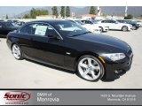 2013 Black Sapphire Metallic BMW 3 Series 335i Convertible #71062826