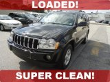 2006 Black Jeep Grand Cherokee Limited 4x4 #71062429