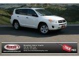 2011 Super White Toyota RAV4 I4 4WD #71062417