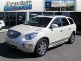 2008 White Diamond Tri Coat Buick Enclave CXL AWD #71062395