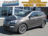 2013 Cabo Bronze Hyundai Santa Fe Sport AWD #71062394