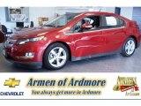 2013 Crystal Red Tintcoat Chevrolet Volt  #71062795