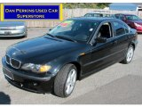 2005 Black Sapphire Metallic BMW 3 Series 330xi Sedan #71062384