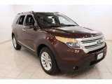 2012 Cinnamon Metallic Ford Explorer XLT 4WD #71063121