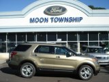 2013 Ginger Ale Metallic Ford Explorer Limited 4WD #71062744