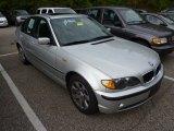 2005 Titanium Silver Metallic BMW 3 Series 325xi Sedan #71132783