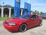 2001 Laser Red Metallic Ford Mustang GT Coupe #71132150
