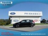 2013 Tuxedo Black Ford Focus SE Hatchback #71132116