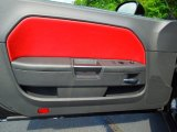 2013 Dodge Challenger Rallye Redline Door Panel
