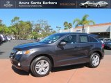 2013 Graphite Luster Metallic Acura RDX Technology #71132105