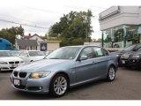 2009 Blue Water Metallic BMW 3 Series 328xi Sedan #71132067