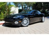 Aston Martin Vanquish 2005 Data, Info and Specs