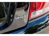 Aston Martin Vanquish 2005 Badges and Logos